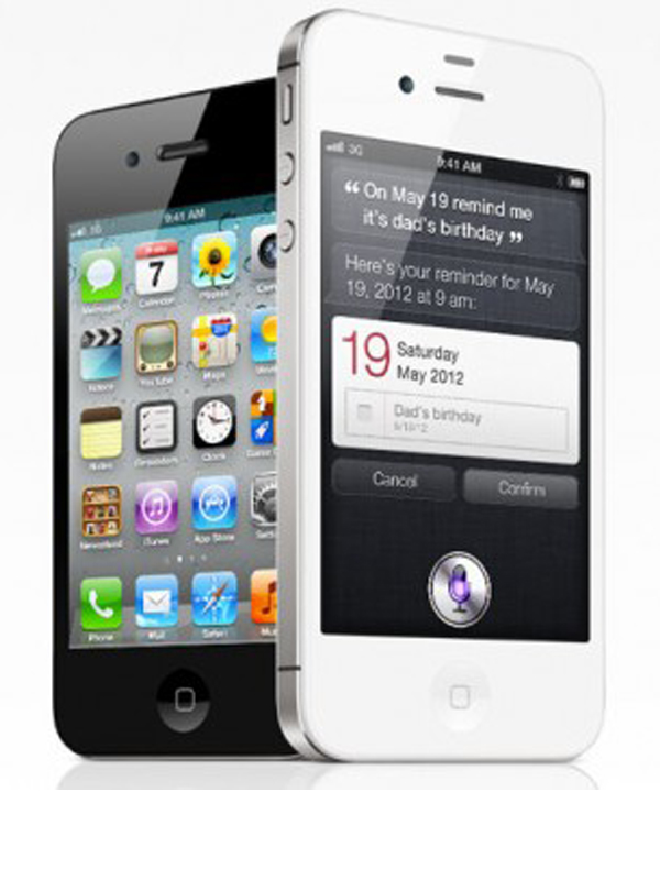iPhone 4S - 8Gb - Black/White  (mới 100%, chưa Active)