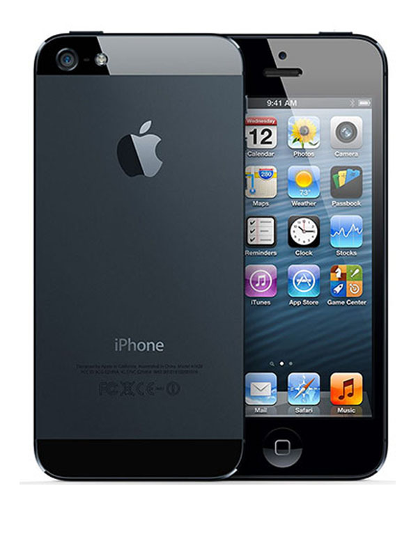 iPhone 5 - 16Gb Black (Like new)