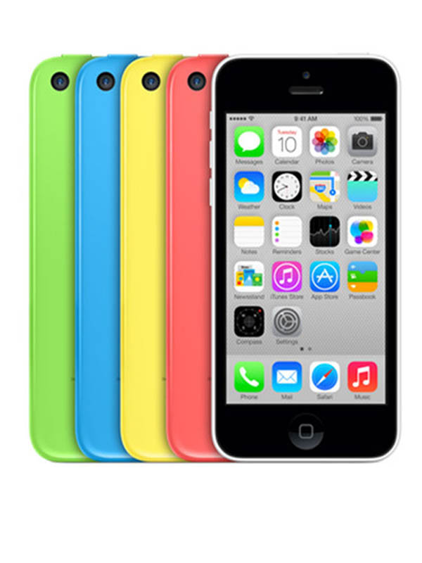 iPhone 5C - 16Gb Full Colour - (hàng FPT)