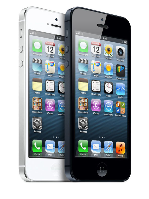 iPhone 5 - 16Gb White (hàng ZP/A, Chưa Active)