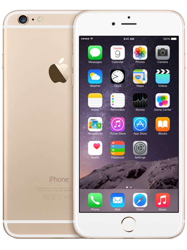 iPhone 6 Plus - 16GB (Silver/Gray/Gold) Likenew