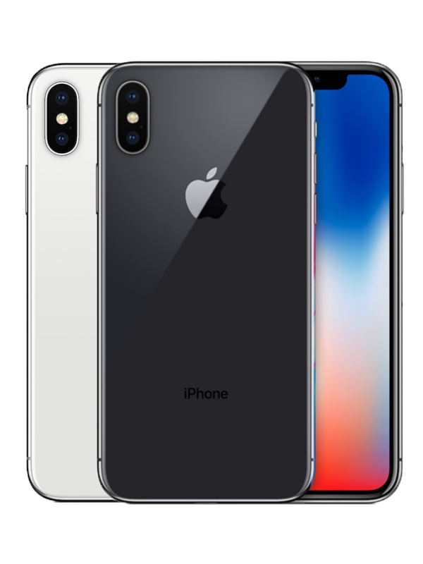 iPhone X - 64Gb (Black/White)