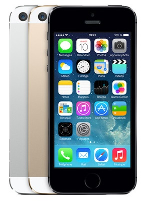 iPhone 5S - 16Gb Gold/Silver/Gray (Bản QT)