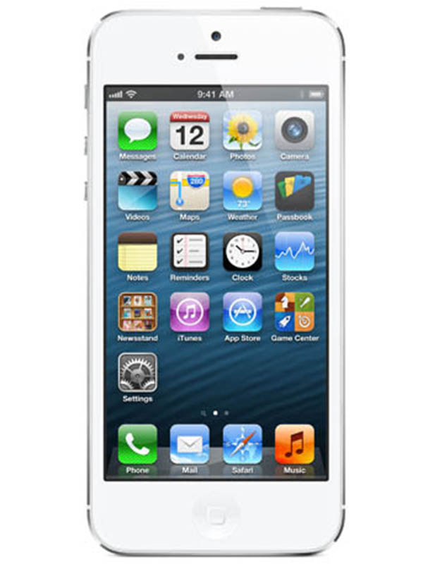 iPhone 5 - 16Gb White  Likenew