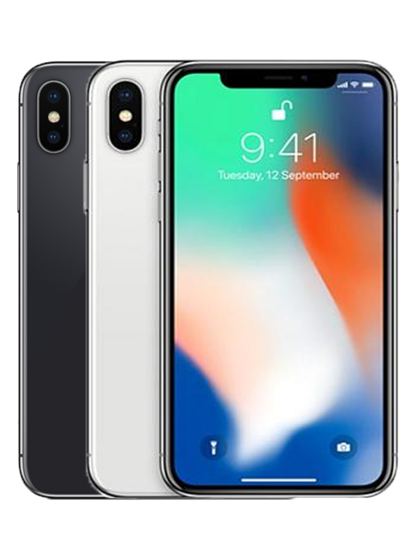 iPhone X - 256Gb (Black/White)